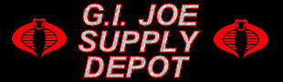 GI JOE SUPPLY DEPOT