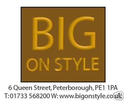 Big On Style XL to 8XL Menswear