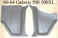 Compair Ford Galaxie Interior Dash Pad Restoration Part