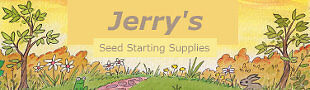 Jerry's Seed Starting Supplies