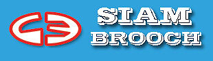 LE SIAM BROOCH