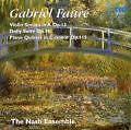 Violinsonate op.13/Dolly Suite op.56/Klavierquint. von The Nash Ensemble (2001)