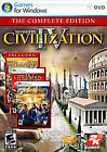 Sid Meier's Civilization IV: The Complete Edition (PC, 2009)