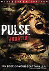 Pulse (DVD, 2006, Unrated Widescreen Edition)