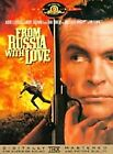 From Russia with Love (DVD, 1997)