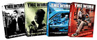 The Wire - The Complete Seasons 1-4 (DVD, 2007, Multi-Disc Set)