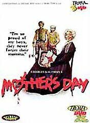 Mothers-Day-DVD-2000-Pristine-Condition-Adult-Owned-Troma-Films