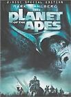 Planet of the Apes (DVD, 2001, 2-Disc Set, English/Spanish Versions)