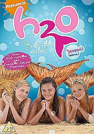 H2o - Just Add Water: Season 1 - Volume 1 [DVD], Good DVD, ,