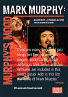 Mark Murphy - Murphy's Mood (DVD, 2009)