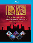 Rick Wakeman - The Six Wives Of Henry VIII - Live At Hampton Court Palace (Blu-ray, 2009)