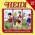 Heidi 3-CD Hörspielbox Vol.2
