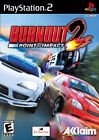 Burnout 2: Point of Impact (Sony PlayStation 2, 2002) - European Version