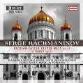 Russische Oster-Vesper/Liturgie von Robev,Popsavov,Bulgar.Nat.Choir (2009)