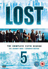 Lost - Series 5 - Complete (DVD, 2009, 5-Disc Set, Box Set)
