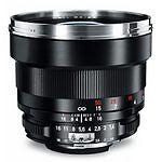 F/1.4 Telephoto Camera Lenses for Nikon
