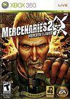 Mercenaries 2: World in Flames (Microsoft Xbox 360, 2008)