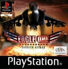 Eagle One: Harrier Attack (Sony PlayStation 1, 2000) - European Version