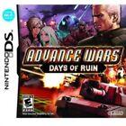 Advance Wars: Dark Conflict (Nintendo DS, 2008) - European Version