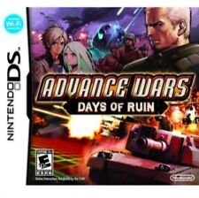 Strategy Nintendo DS 12+ Rated Video Games