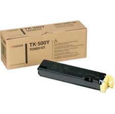 Gelbe Originale Drucker-Tonerkassetten für Kyocera