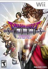 Jeux vidéo manuels inclus pour jeu de rôle et Nintendo Wii