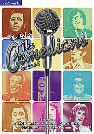 THE BEST OF THE COMEDIANS series 1  7 Seven discs New sealed DVD - Bristol, United Kingdom - 14 day return Most purchases from business sellers are protected by the Consumer Contract Regulations 2013 which give you the right to cancel the purchase within 14 days after the day you receive the item. Find out more about you - Bristol, United Kingdom