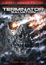 Film in DVD e Blu-ray robot e cyborg, di fantascienza e fantasy da collezione