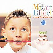 The-Mozart-Effect-Vol-1-Tune-Up-Your-Mind-CD-Sep-1997-BMG-Childrens-Group