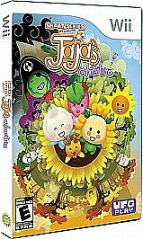 Smart-Series-Presents-JaJas-Adventure-Nintendo-Wii-New-Factory-Sealed