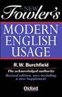 The New Fowler's Modern English Usage by H.W. Fowler (Hardback, 1998)