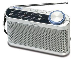 Roberts-R9993-FM-MW-LW-Portable-Radio-Brand-New-UK-Freepost