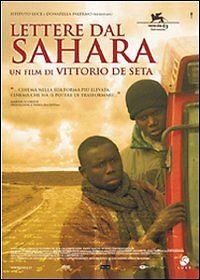 DVD Lettere dal Sahara REGIA DI VITTORIO DE SETA