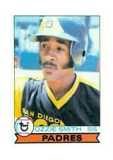Ozzie Smith Baseball Cards For Sale Ebay