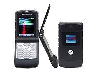 Motorola RAZR V3 Single Core Mobile Phones & Smartphones