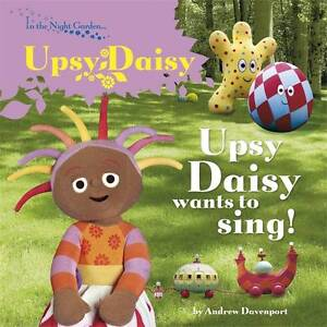 Upsy-Daisy-Wants-to-Sing-by-BBC-Childrens-Books-Board-book-2007