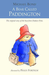 A-Bear-Called-Paddington-Michael-Bond-Good-Book