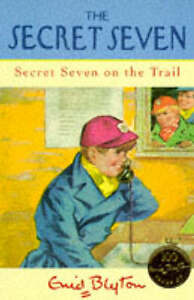 THE-SECRET-SEVEN-4-SECRET-SEVEN-ON-THE-TRAIL-by-ENID-BLYTON-NEW