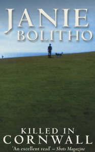Killed-in-Cornwall-Bolitho-Janie-Used-Good-Book