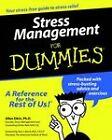 Stress Management for Dummies by Allen Elkin (Paperback, 1999)