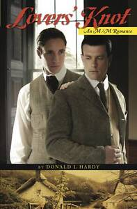 Lovers-Knot-by-Donald-Hardy-Paperback-2009-Gay-interest