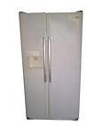 Stainless Steel Free-Standing LG Fridge Freezers