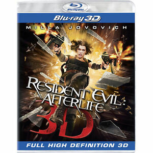 Resident Evil: Afterlife (Blu-ray Disc, ...