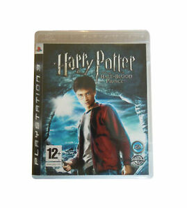HARRY POTTER AND THE HALF BLOOD PRINCE PS3 PlayStation 3 UK Release New Sealed