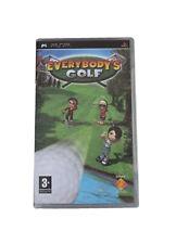 Sony Golf Video Games