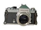Nikon Nikkormat FT2 35mm SLR Film Camera Body Only