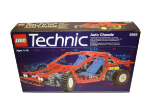lego technic 8865 test car new sealed 1988 39 super car. Black Bedroom Furniture Sets. Home Design Ideas