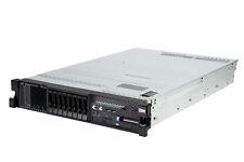 Rackmontierbare IBM Server mit Intel Firmennetzwerke für