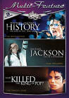 Michael Jackson Triple Feature (DVD, 2010) (DVD, 2010)