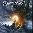 The Cold Embrace of Fear: A Dark Romantic Symphony by Rhapsody of Fire (CD, Oct-2010, Nuclear Blast (USA)) : Rhapsody of Fire (CD, 2010)